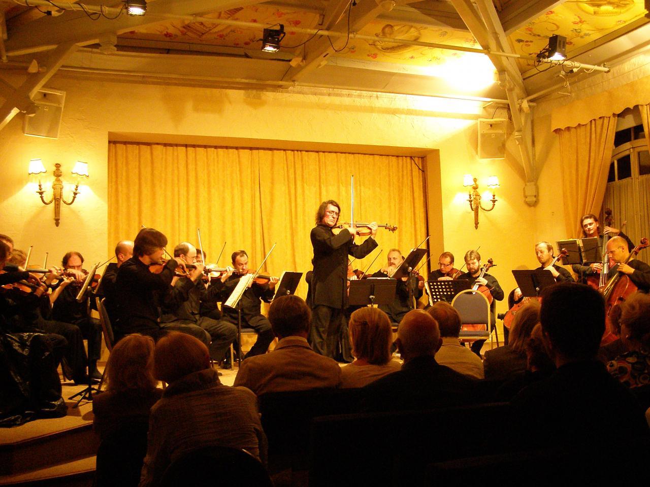 Concert de Yuri Bashmet