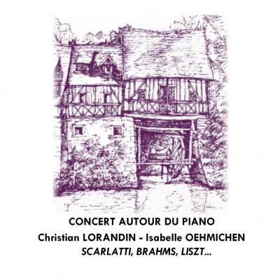 Affiche concert 25 mai