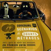 Affiche concours scenarios 2018