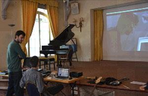 Composition de musique de film