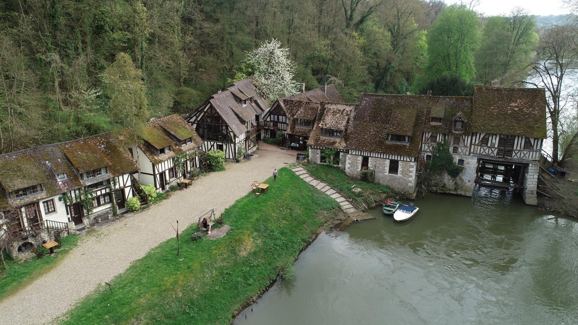 Le Moulin - Monument Historique