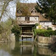 Le Moulin en hiver