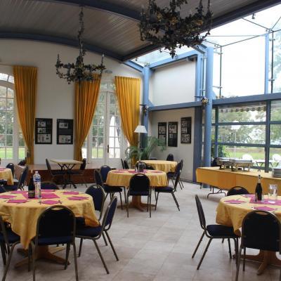 Salle de restauration - L'Orangerie
