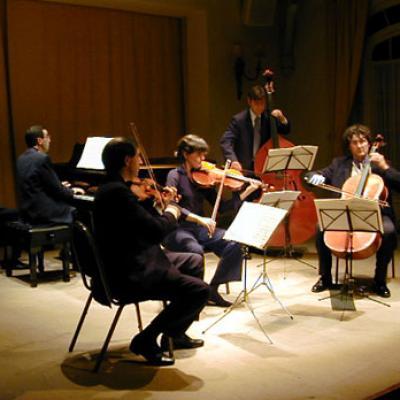 Quintete musique de chambre