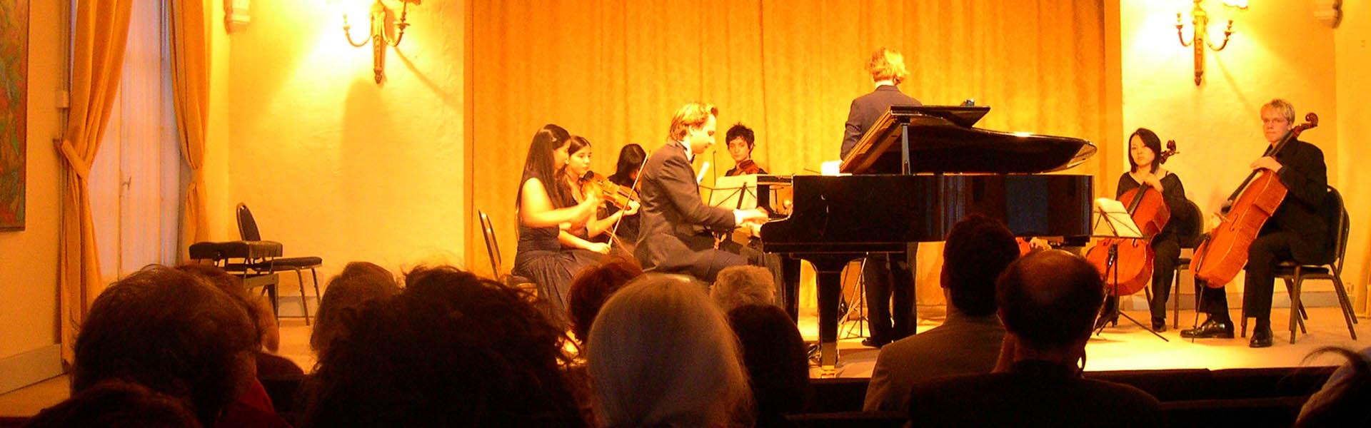 Concert au Théâtre